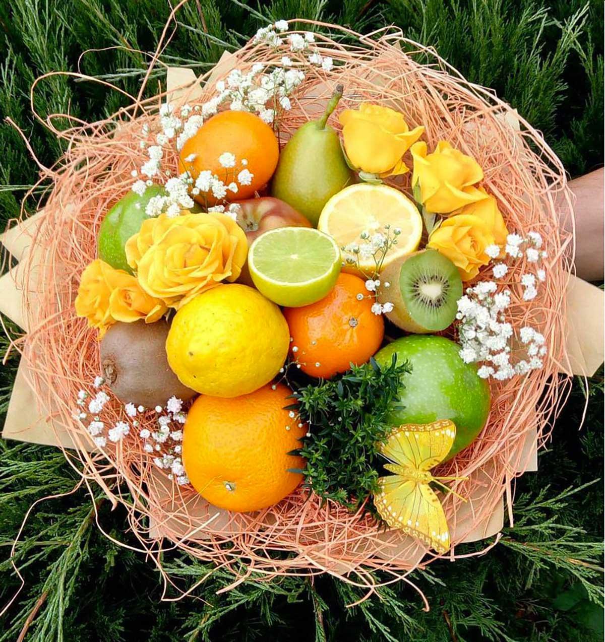 bouquet-evenementiel-fleur-citron-orange