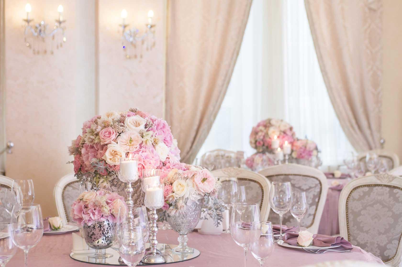 bouquet-fleurs-decors-vintage
