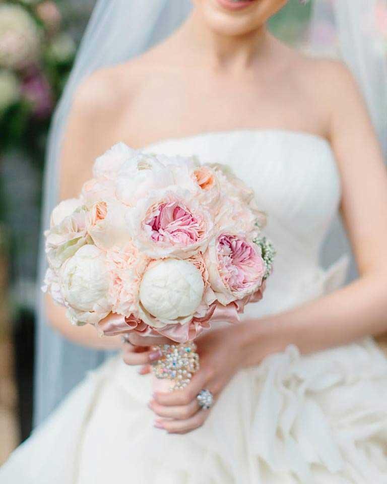 bouquet-rose-blanc-mariee