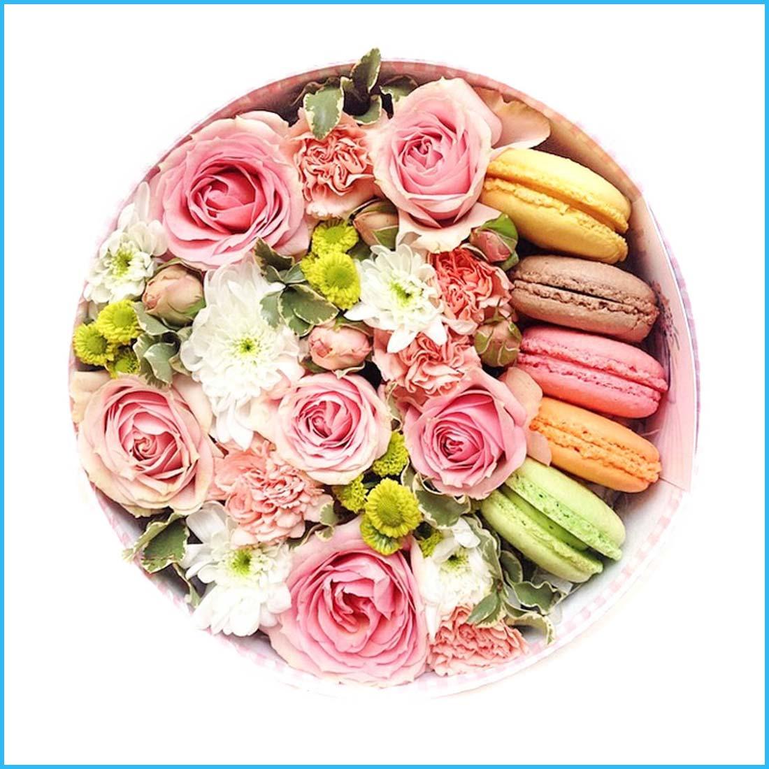 Coffret cadeau fleuriste